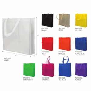 NW05 Catalogue 2018 19 300x300 - Squared Non-Woven Bag NW05