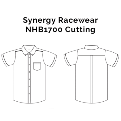 Synergy Racewear NHB1700 2018-19 cutting