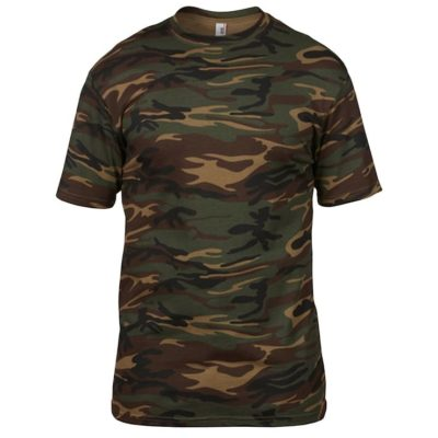anvil camou 939 400x400 - Anvil 939 Midweight Camouflage Tee
