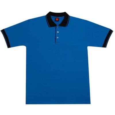sj01 THUMBNAIL 400x400 - SJ01 Multi-Tone Cotton Polo T-Shirts