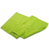 Aquarius Hand Sports Towel 2018-19 lime green