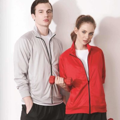 CRT1100J Cross Runner Zeal Tracksuit 2018-19 model 2