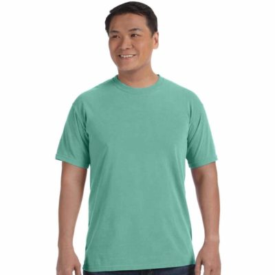 Comfort Colors 1717 2018 19 model 1 1 400x400 - Soft Washed Garment Dyed Fabric Adult T-Shirt (C1717)
