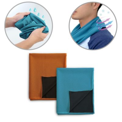 Ecoity Cooling Sport Towel 2018-19 catalogue 2