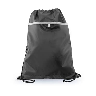 Elmos Drawstring Bag 2018-19 black