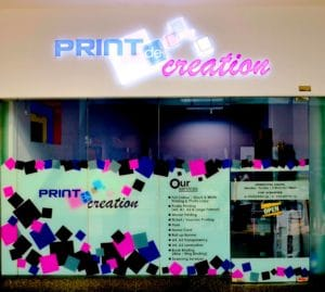 Print de creation sunshine plaza store
