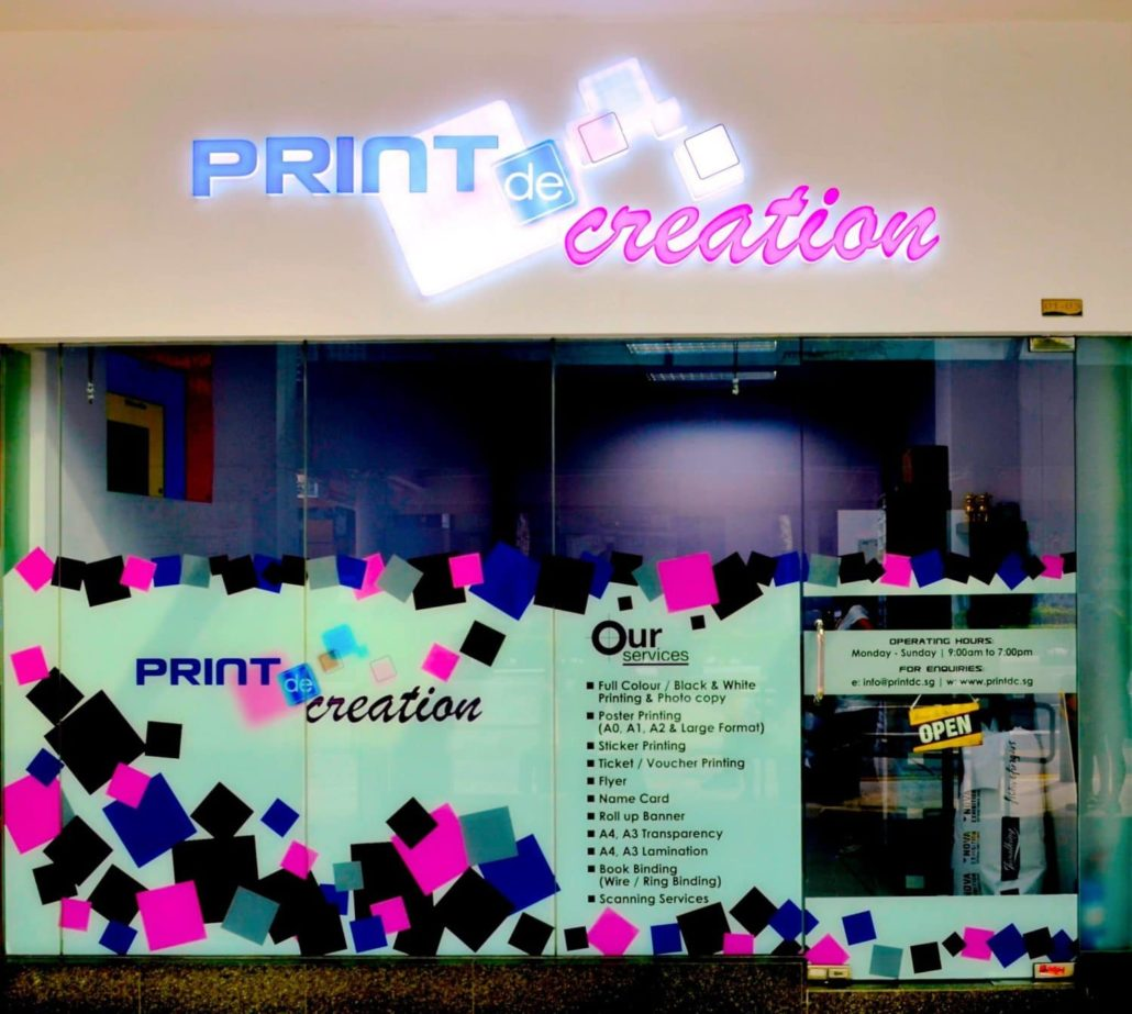 Printing services at sunshine plaza 13 printing stores for your