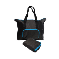 Unatax Foldable Tote Bag blue