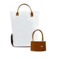 Zotcof Foldable Tote Bag 2018-19 white