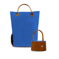 Zotcof Foldable Tote Bag Royal