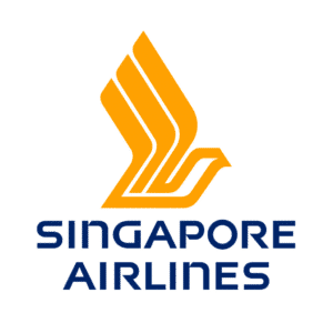 singapore airline client logo