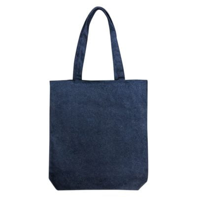 A3 Denim Tote Bag 2019 back view 400x400 - A3 Denim Tote Bag