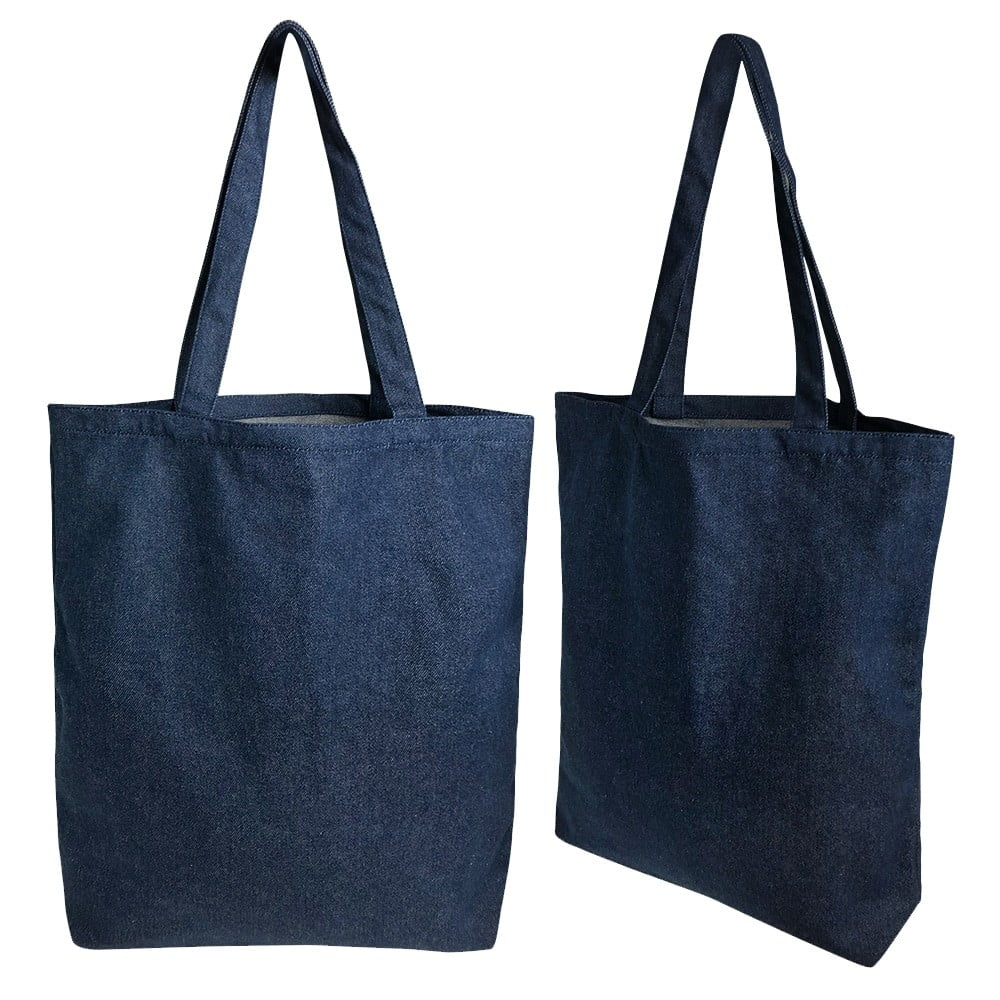 most reliable beautiful style undefeated x A3 Denim Tote Bag