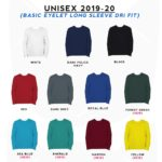 Basic Dri-Fit Long-Sleeve T-Shirts 2019-20 catalogue
