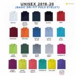 Basic Dri-Fit Polo T-Shirts 2019-20 catalogue new