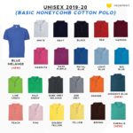 Basic Honeycomb Cotton Polo T-Shirts 2019-20 catalogue