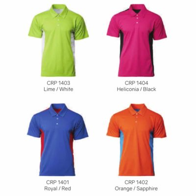 CRP1400 Explorer Polo T-Shirts 2019-20 catalogue