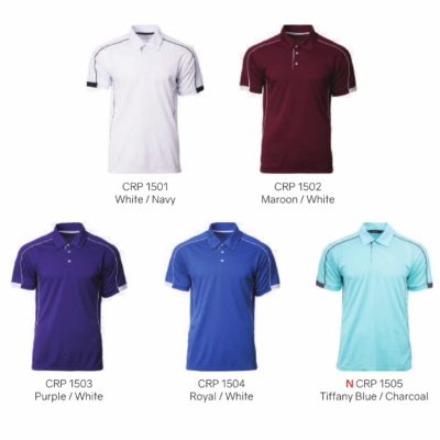 CRP1500 Finisher Polo T-Shirts 2019-20 catalogue