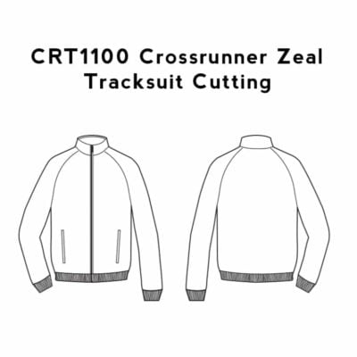 CRT1100 Crossrunner Zeal Tracksuit 2019-20 cutting