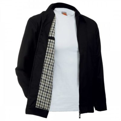 EJ0202 Checkered Inner Executive Corporate Jacket 400x400 - Executive Corporate Jacket EJ02