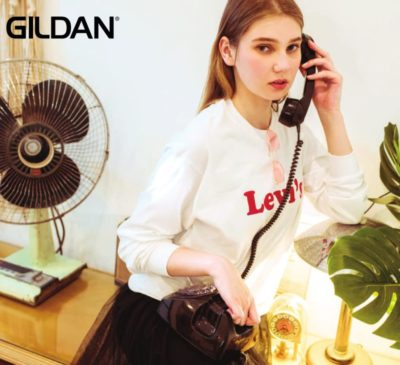 Gildan Ultra Cotton Long-Sleeves T-shirts (2400) 2019-20 model 2