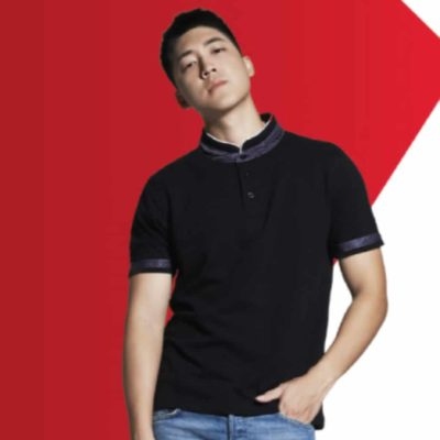 HC21 Multi-Tone Cotton Polo T-Shirts 2019-20 model 1