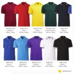 NHB2100 Georgia Polo T-Shirts 2019-20 catalogue