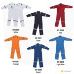 Overalls coverall 2019-20 catalogue