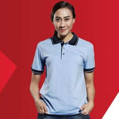 SJ01 Multi-Tone Cotton Polo T-Shirts 2019-20 models 1