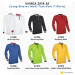 SJ05 Long-Sleeves Polo T-Shirts 2019-2020 catalogue
