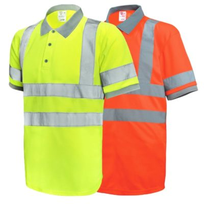 Safety Vest Reflective Polo T Shirt 2019 catalogue 400x400 - Safety Vest Reflective Polo T-Shirt