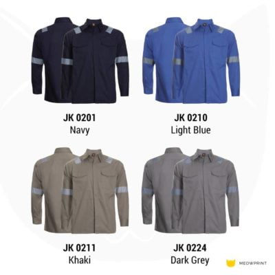 Work Jacket 2019-20 catalogue