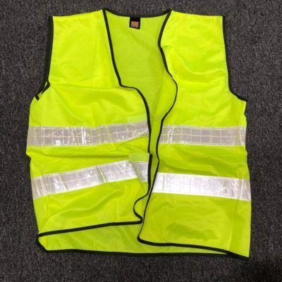 basic safety vest 2019 front view