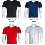 lycra vneck slim fit t shirt blend 150x150 - Cotton Lycra V-Neck T-Shirts