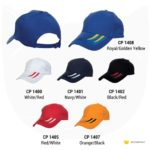 CP14 6-panel Baseball Cap 2019-20 catalogue
