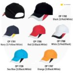 CP17 6-panel Baseball Cap 2019-20 catalogue