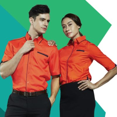 F116 Short Sleeves Uniform 2019-20 models 1