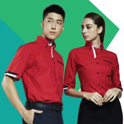 F126 Short Sleeves Uniform 2019-20 models 1