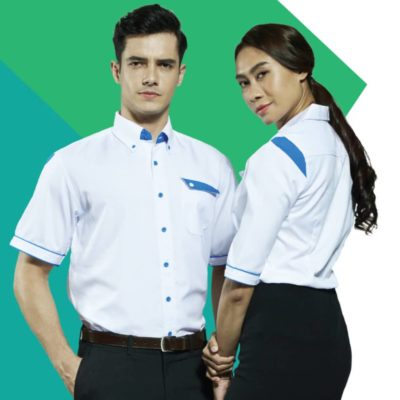 F128 Short Sleeves Uniform 2019-20 models 1