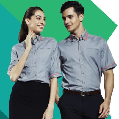 F130 Short Sleeves Uniform 2019-20 models 1