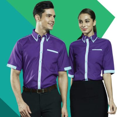 F132 Short Sleeves Uniform 2019-20 models 1