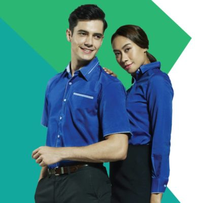 F140 Short Sleeves Uniform 2019-20 model 1