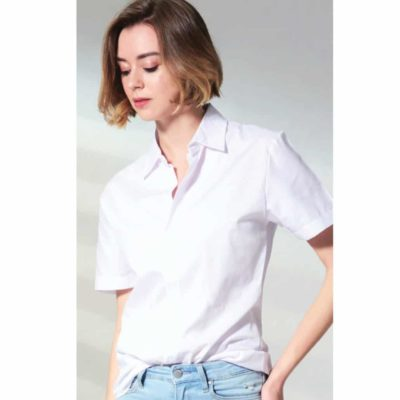 NHB1500 Premium Oxford Short Sleeve Shirt 2019-20 model 2