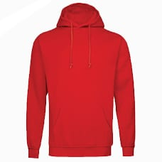 BEAM Pullover Hoodies 2019-20 crimson red