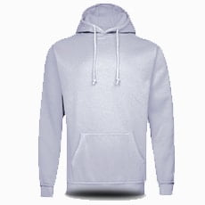 BEAM Pullover Hoodies 2019-20 light grey