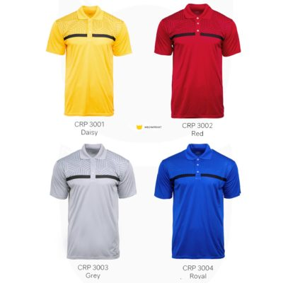 CRP3000 Perplex Polo T-Shirts 2019-20 catalogue