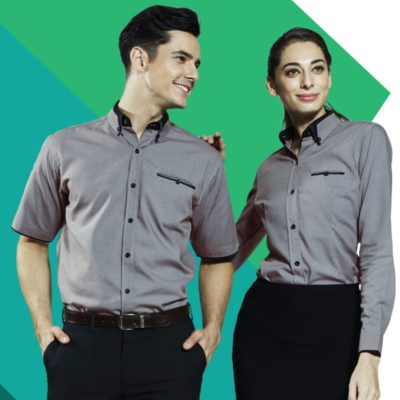 F142 Short Sleeves Uniform 2019-20 models 1