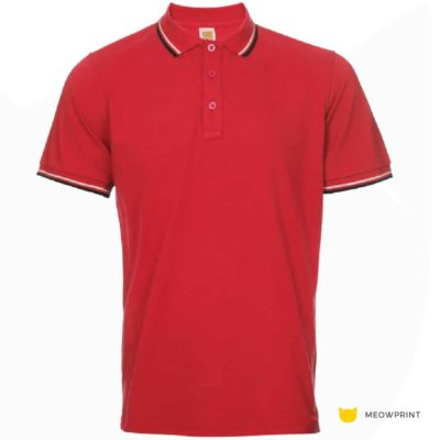 HC2405 Multi-Tone Cotton Polo T-Shirts 2019-20 thumbnail