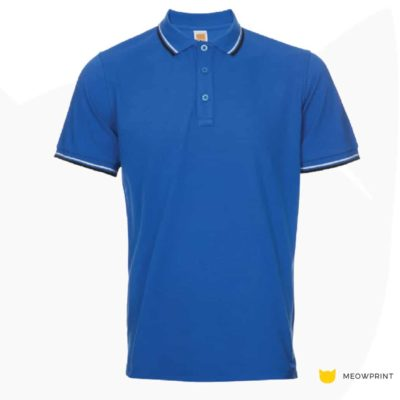 HC2408 Multi-Tone Cotton Polo T-Shirts 2019-20 thumbnail