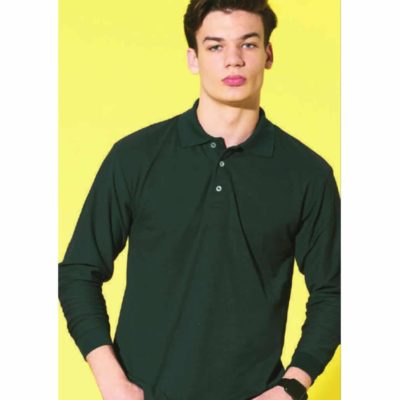 NHB2440 Soft Touch Long Sleeve Polo T-Shirts 2019-20 model 1